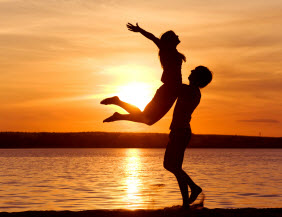 emotional healing and happiness in the couple relationship